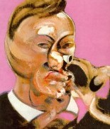 Gerard Schurmann - a portrait by Francis Bacon
