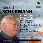 Gerard Schurmann - Chamber Music Volume 2