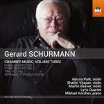 Gerard Schurmann - Chamber Music, Volume 3